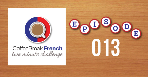 French Challenge 13