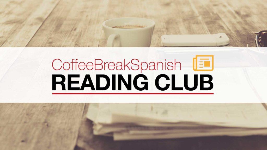 Spanish Reading Club
